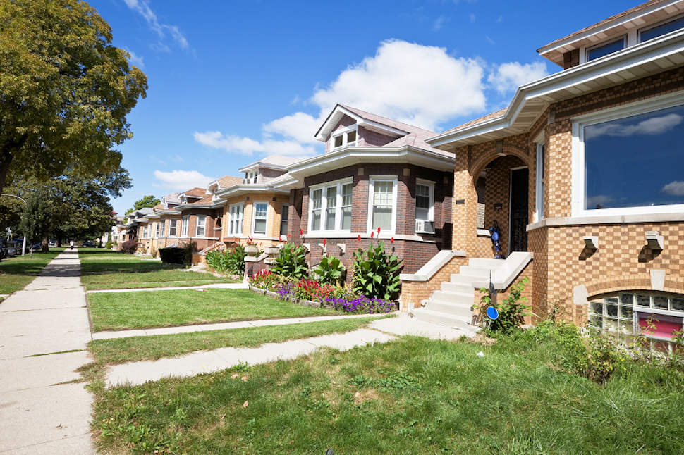 alugar ou financiar uma casa