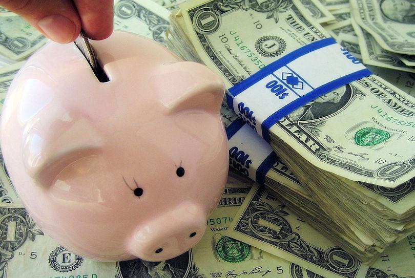 como guardar dinheiro