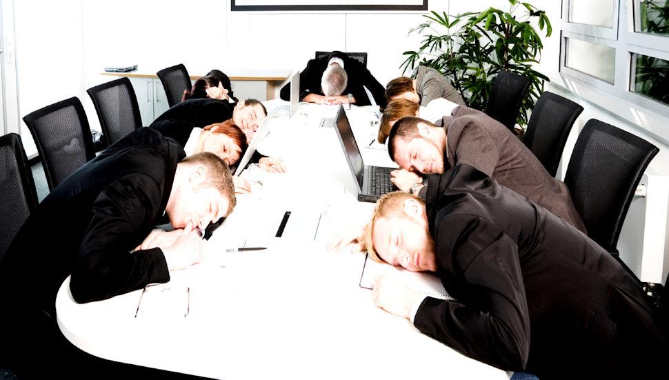 reuniões úteis