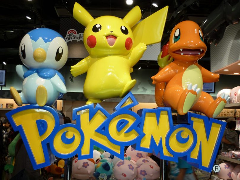 pokemon go locais patrocinados brasil