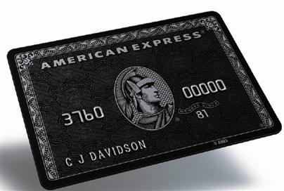 cartões American Express Centurion vale a pena