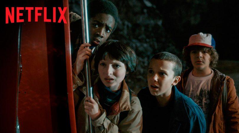 Stranger Things da Netflix