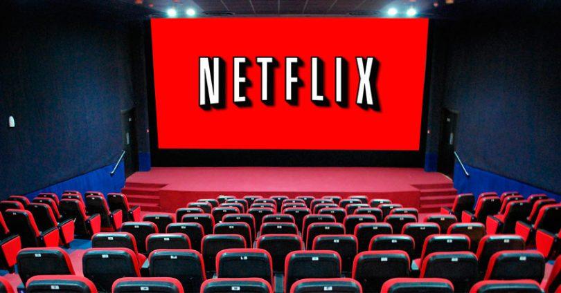 Filmes da Netflix serão exibidos também em cinemas
