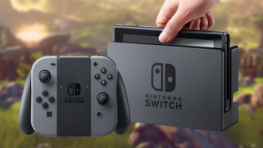 Ao menos no design, o Switch é diferente de tudo que a Nintendo já apresentou até hoje.