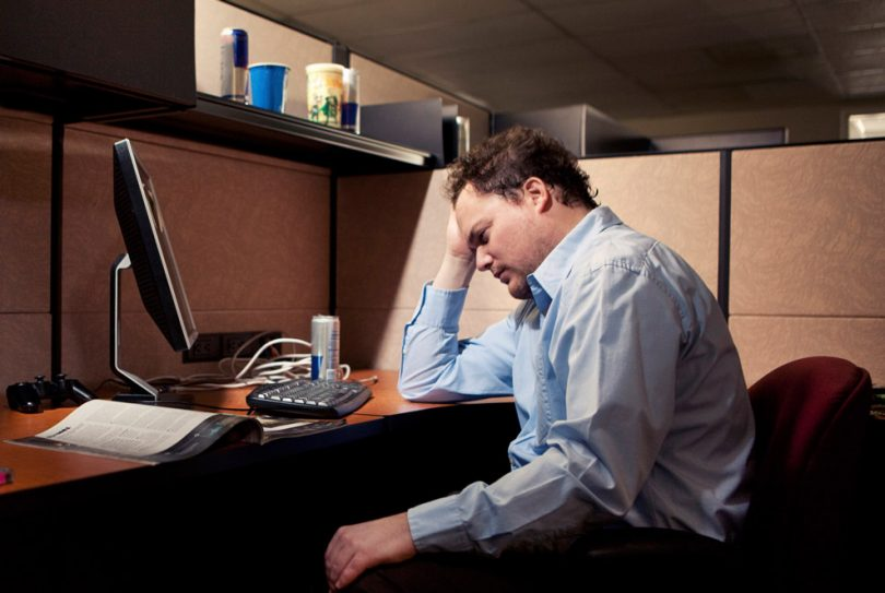 Aprenda a lidar melhor com o emprego que não gosta