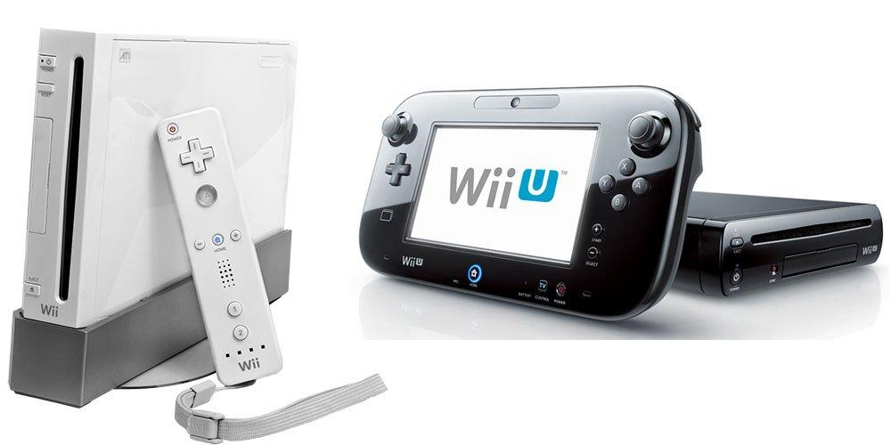 Lado a lado vemos um sucesso de vendas, o Wii e seus mais de 100 milhões de unidades vendidas e outro um fracasso completo, o WII u.