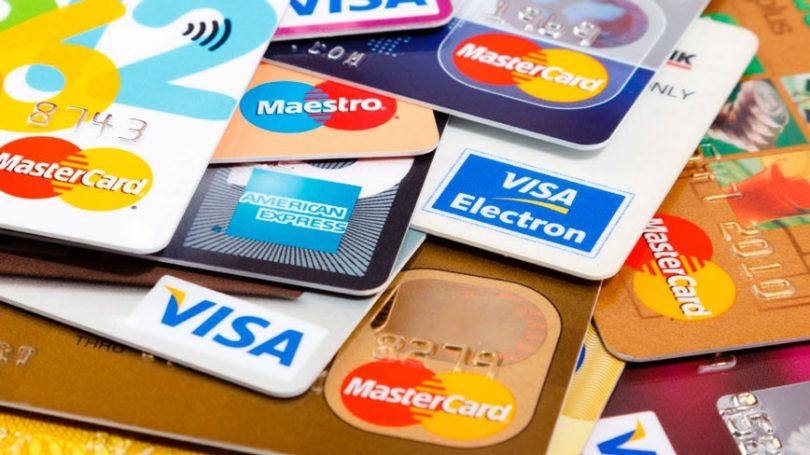 O Que Significam Os Numeros Do Cartao De Credito Em Alta