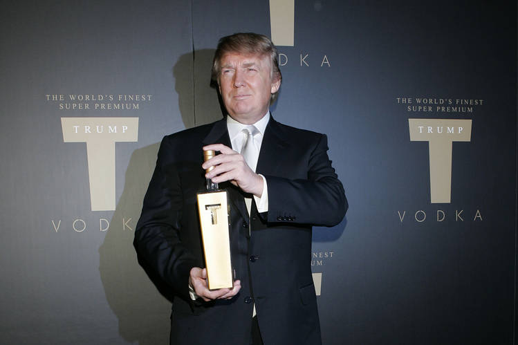 Vodka do Trump