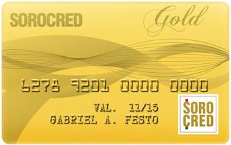 cartões sorocred crédito