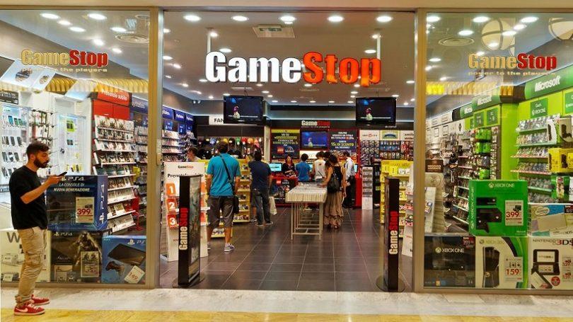 GameStop em Miami, Estados Unidos