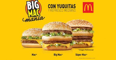 fim big mac mcdonald's venezuela