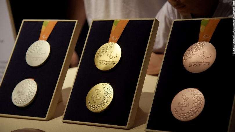 Medalhas das Olimpíadas Rio 2016