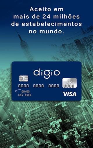 cartão de crédito digio limite