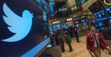 Ações do Twitter sobem graças a rumores de venda para a Google ou Salesforce