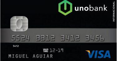 pedir cartão unobank
