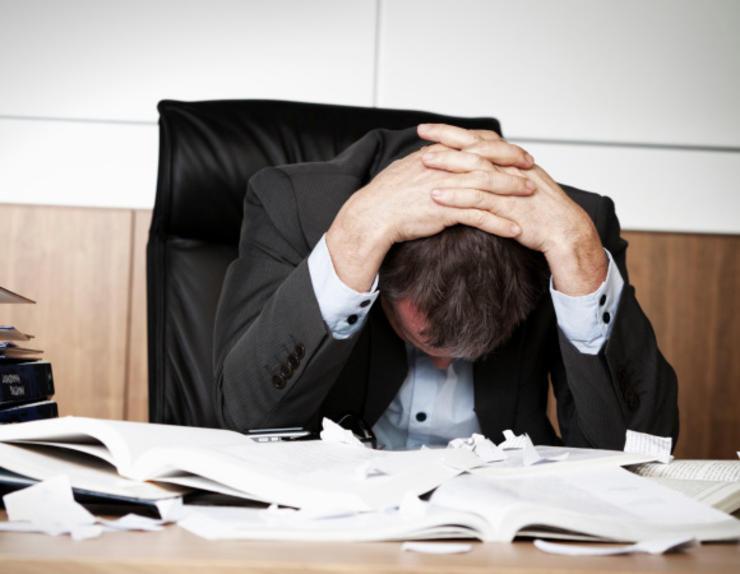 trabalhar muito não traz sucesso