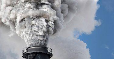 Aquecimento global emissão