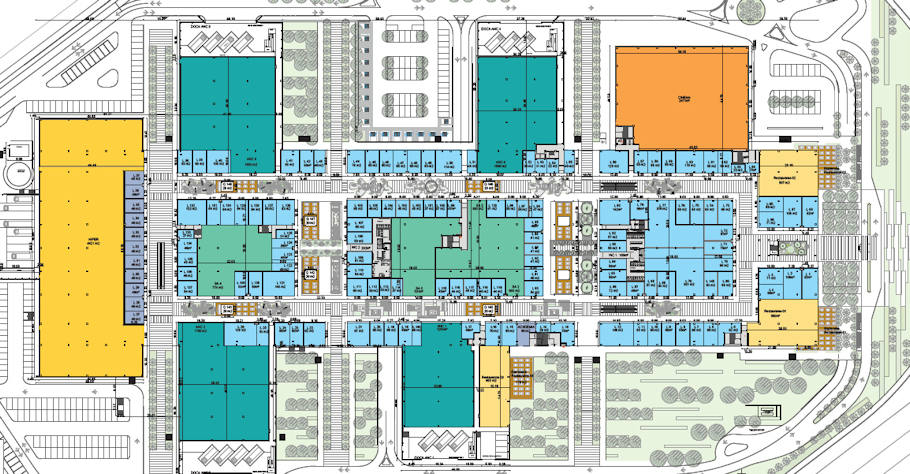 O preço do aluguel de uma espaço no shopping depende exclusivamente de sua localização. O estudo da posição correta dentro da planta do shopping pode fazer toda a diferença para seu negócio.
