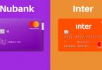 qual é melhor cartão crédito nubank ou banco inter